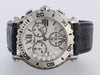 Chopard Stainless Steel and Diamond Happy Sport Chronograph Watch 40mm