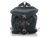 Chrome Hearts Black Mini Backpack