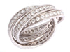 Cartier Diamond Trinity Ring