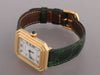 Cartier 18K Gold Ceinture Rectangular Ladies Watch