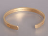 Cartier 18K Yellow Gold Love Cuff