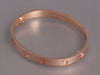 Cartier 18K Rose Gold Love Bracelet