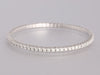 Flexible 2.55 Carat Diamond Tennis Bracelet