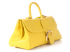 Delvaux Yellow Brilliant East/West Bag