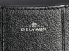Delvaux Mini Black Calfskin Brillant