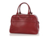 Delvaux Dark Red Satchel