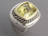 David Yurman Citrine Ring