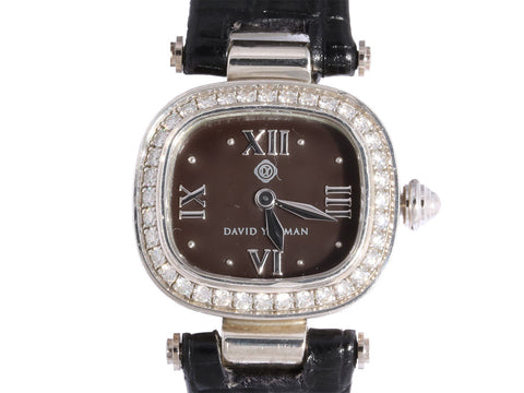 David Yurman Diamond Capri Watch