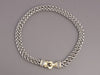 David Yurman Two-Tone Buckle Necklace