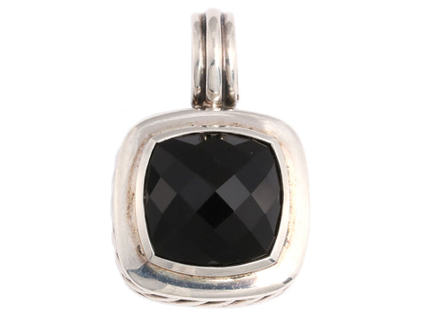 David Yurman Black Onyx Albion Enhancer