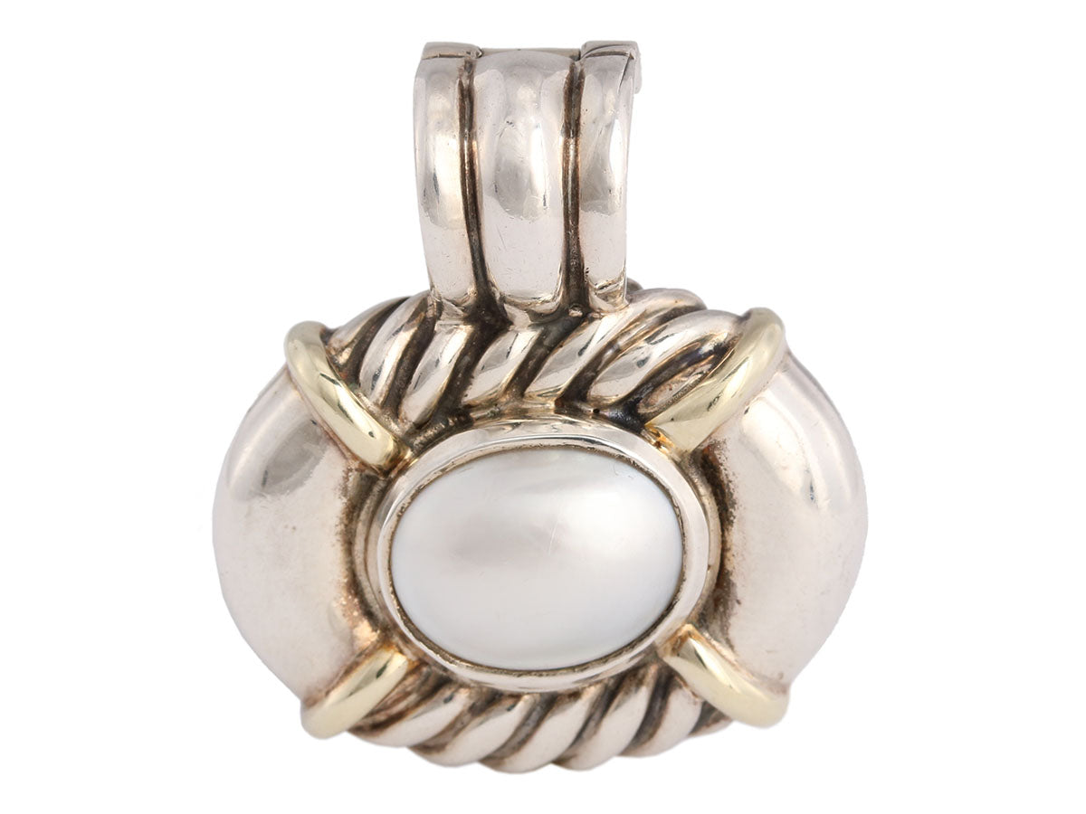 David Yurman Mabe Pearl Enhancer