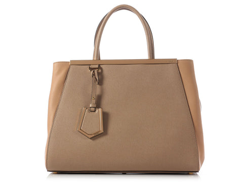 Fendi Medium Beige 2Jours