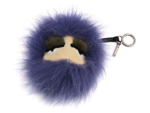 Fendi Cassis Bug Bag Charm