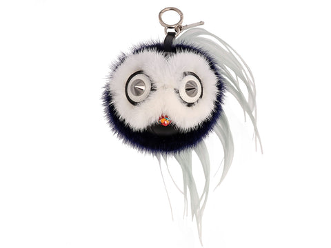 Fendi Birgami QuTweet Bag Bug Charm