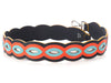 Fendi Multicolor Leather Strap You Shoulder Strap