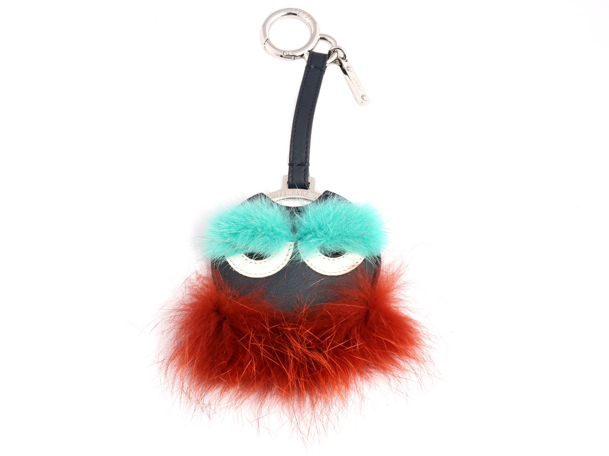 Fendi Bag Bug Mirror Charm
