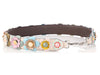Fendi Studded Strap You Flowerland Shoulder Strap