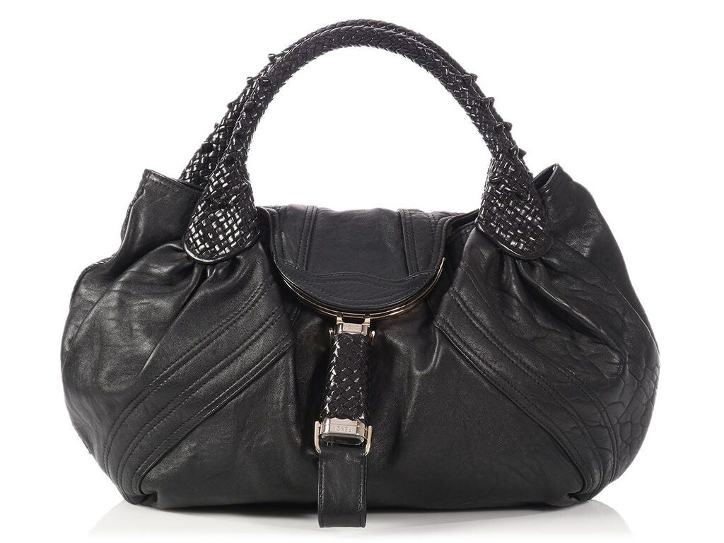 Fendi Black Spy Bag