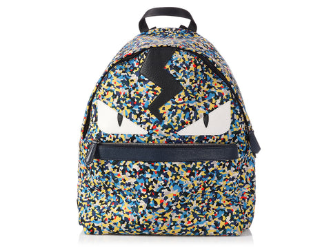 Fendi Confetti Monster Backpack