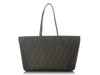 Fendi Brown Logo Shopper