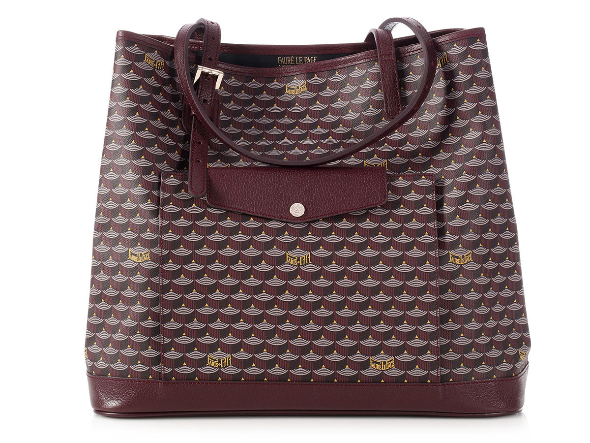 Fauré Le Page Wine Daily Battle Tote