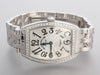 Franck Muller Midsize Diamond Curvex Watch