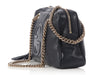 Gucci Navy Leather Soho Shoulder Chain Bag