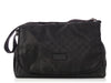 Gucci Black Nylon Diaper Bag