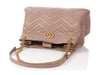 Gucci Porcelain Rose GG Marmont Matelasse Shoulder Bag