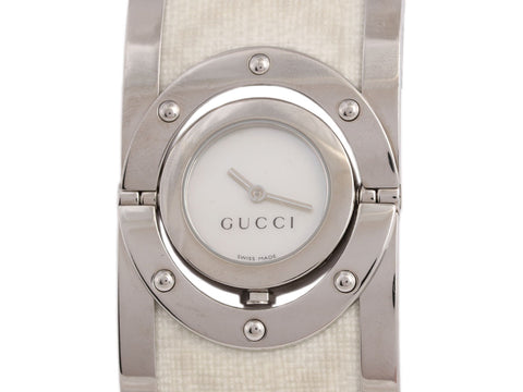 Gucci Twirl Bangle Watch 23mm