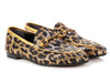 Gucci New Jordaan Lurex Leo Loafers