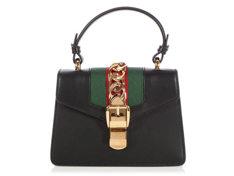 Gucci Mini Black Sylvie