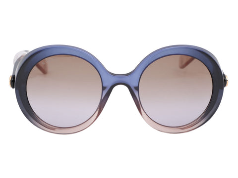 Gucci Round Injection Gradient Sunglasses