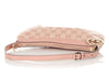 Gucci Small Pink Crystal GG Shoulder Bag