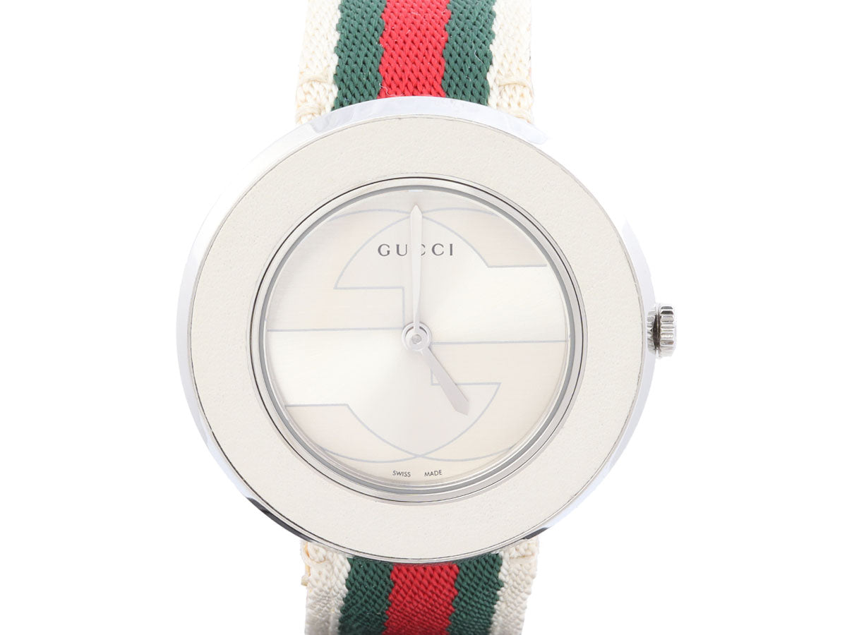 Gucci Stainless Steel U-Play Ladies Watch 35mm