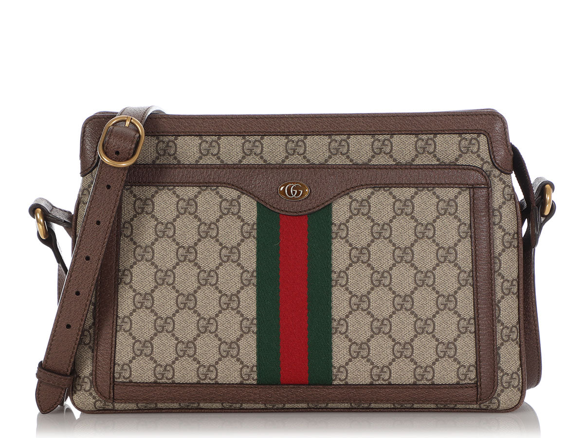 Gucci Medium GG Canvas Ophidia Bag