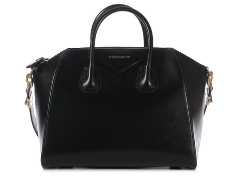 Givenchy Medium Black Antigona