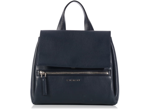 Givenchy Small Dark Navy Pandora Pure