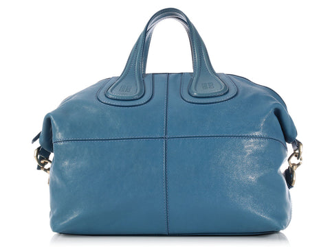 Givenchy Medium Blue Nightingale