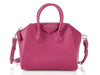 Givenchy Mini Magenta Sugar Goatskin Antigona