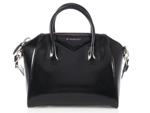 Givenchy Small Black Antigona