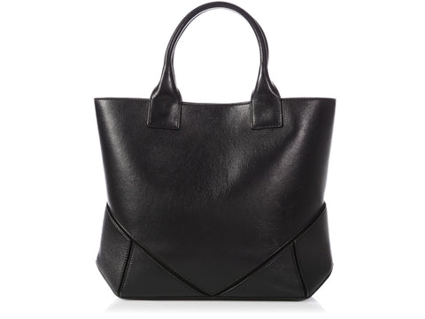 Givenchy Small Black Lambskin Easy Tote