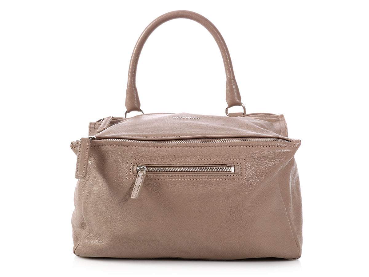Givenchy Medium Taupe Pandora