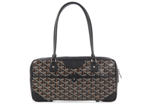 Goyard Black St. Martin Shoulder Bag