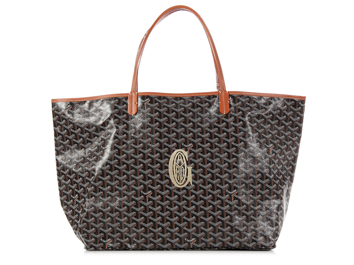 Goyard Black St. Louis GM