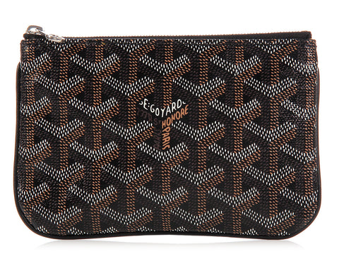 Goyard Black Mini Senat