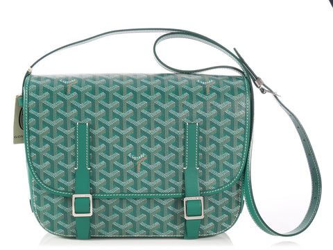 Goyard Green Belvedere MM