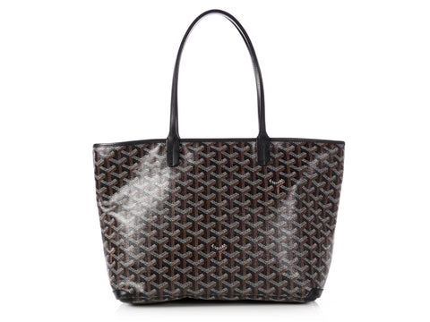 Goyard Black Artois PM