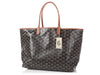 Goyard Black and Tan Saint-Louis PM