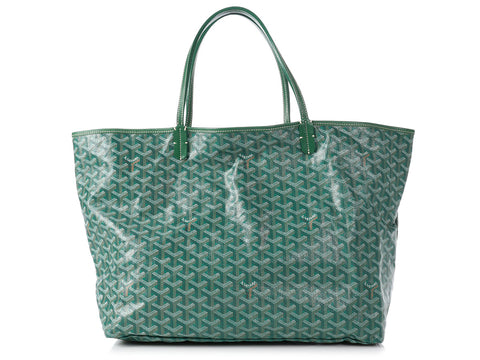 Goyard Green Saint-Louis GM